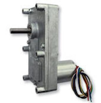 Geared Brushless DC Motor T3 by Mellor