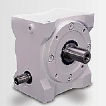 Angled Gearbox - Worm Gear