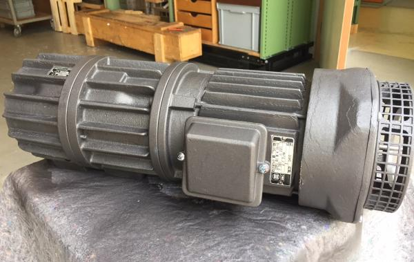 Contraves Variable speed gears Reconditioning